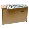 Goldon - Bass-Metallophon Professional Line 16 Stück Alu Klangplatten Bild 1