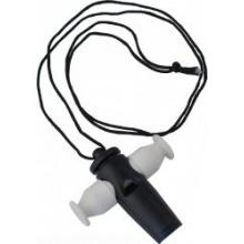 Steinbach Sambapfeife aus Kunststoff schwarz Bild 1