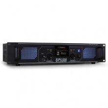 PA-HiFi-Verstärker Skytec SPL-500 1600W  Bild 1