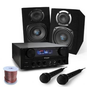 karaoke set rio rumble boxen test. Black Bedroom Furniture Sets. Home Design Ideas