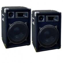 Paar Omnitronic PA Boxen DX 1222 1200 Watt Bild 1