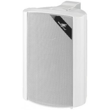 Monacor 13 1120 2 Wege Lautsprecherboxen Paar weiß Bild 1