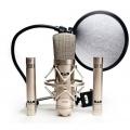 CAD Audio GXL2200SSP Nieren-Kondensatormikrofon, Stereo, Studio Pack, 4-teilig Bild 1
