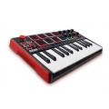 Akai MPK Mini MK2 - kompakter Keyboard and Pad MIDI Controller Bild 1