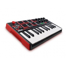 Akai MPK Mini MK2 - kompakter Keyboard and Pad MIDI Controller Bild 1