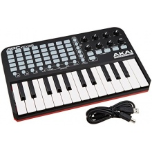 Akai Professional APC KEY 25 MIDI Keyboard Kontroller Bild 1