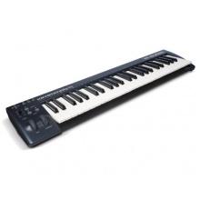 M-Audio Keystation 49 II MIDI-Kontroller (49-Tasten, USB) Bild 1