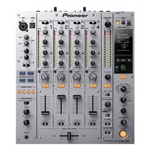 Pioneer DJM850 SILBER Mix 4  Bild 1