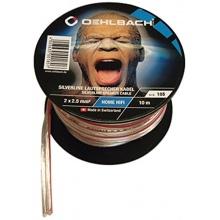 Oehlbach Silverline SP 25 Lautsprecherkabel versilbert 2 x 2,5 mm² Bild 1