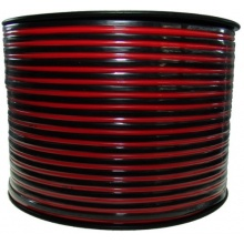 Lautsprecherkabel rot schwarz 2x1,5mm² 30m Ring Bild 1