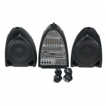 Entertainer Mobile Set Pro Active von PA Komplettset DAP Audio Bild 1