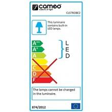 STROBE 2 6x 10W Extrem starkes Stroboskop COB LED von Cameo Bild 1