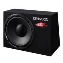 Kenwood KSC-W1200B Subwoofer Bild 1