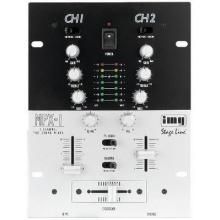 IMG Stage Line MPX-1/SW DJ-Mischpult Bild 1