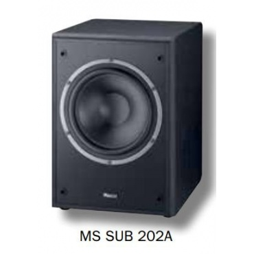 magnat monitor supreme sub aktiv bassreflex subwoofer test. Black Bedroom Furniture Sets. Home Design Ideas