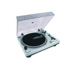 omnitronic DD-2550 USB HiFi Plattenspieler Turntable Bild 1