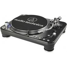 Audio Technica AT-LP1240USB Plattenspieler schwarz Bild 1
