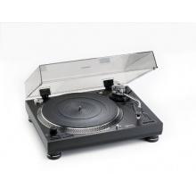 Lenco L-3807 professioneller Plattenspieler mit Direct Drive Bild 1