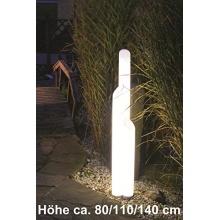 Wegeleuchte LIGHT STAR TRIO, ca. 80/110/140 cm, mit Zuleitung Bild 1