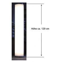 Wegeleuchte APOLLO, Höhe ca. 129 cm, ohne Zuleitung Bild 1