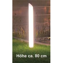 Wegeleuchte LIGHT STAR SMALL, Höhe ca. 80 cm, mit Zuleitung Bild 1