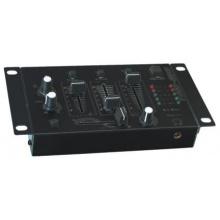 Mischpult schwarz DJ-211 Bild 1