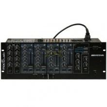 JB Systems MIX 6 USB - 6 Kanal Mixer / Mischpult Bild 1