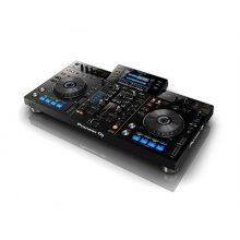 Pioneer XDJ-RX - All in One - 2x USB-Player + 2-Kanal-Mixer Bild 1