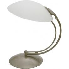 VENEZIA silver I Klassisches Design Tischlampe Tischleuchte Bild 1