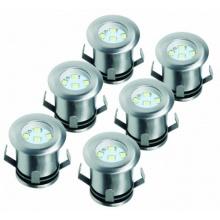 Ranex 5000.475 LED Bodeneinbaustrahler für Außen Bild 1