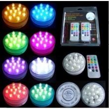 HLS LED RGB ferngesteuerte Unterwasserbeleuchtung Floralyte Bild 1