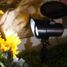 SolarCosa DR-0140T Solar-Gartenspot Bild 1