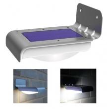 Frostfire 16 helle, kabellose, solarbetriebene LED Bewegungsmelderlampen Bild 1