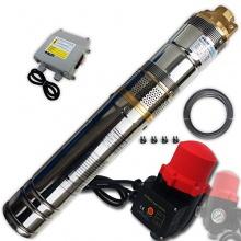 Tiefbrunnenpumpe awm® 4 Zoll  500 watt Bild 1