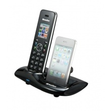 i-650 Docking Station für Apple iPhone schwarz von iCreation Bild 1
