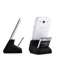 Dual Docking Station - Ladehalterung für Samsung Galaxy S3 i9300 von Veo Bild 1