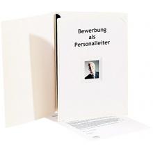 General Office Bewerbungs-Komplettset für 8 Mappen cremefarben Bild 1