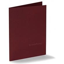 Stratag Fünf 4-teilige Bewerbungsmappen Executive-Exclusiv Plus - Bordeaux-Rot -  Bild 1