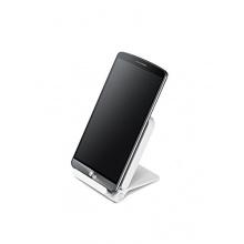 Induktive Ladestation mit Travel Adapter für G3 weiß von LG Electronics Bild 1