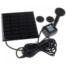 SuntekStore 0,8 Watt Solar- Macht Wasser pumpen Garten Brunnen Bild 1