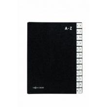 Pagna Pultordner A-Z 24-teilig schwarz Bild 1