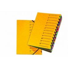 Pagna Pagna 24131-05 Ordnungsmappe Easy gelb Bild 1