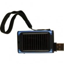 Beetle Solar Notfall Ladegerät für Handys/PDA/MP3 Player blau von PowerPlus Bild 1