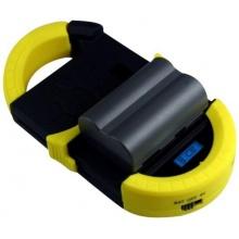 Powerbank TE-23 Universal Solarladegerät schwarz/gelb von Technaxx Bild 1
