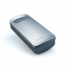 Universal Powerbank 5.200 mAh, silber von Simply Smart Bild 1