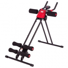 Bauchtrainer Ultra 150 - Fitness Power AB Trainer, faltbar von Ultrasport Bild 1