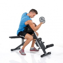 Bauch/Rückentrainer Ab & Back Trainer 3864 von Finnlo Bild 1