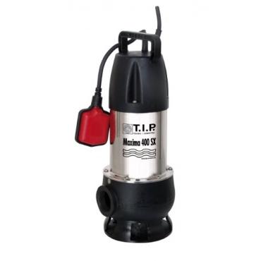 T.I.P. 30140 Schmutzwasser Tauchpumpe Maxima 400 SX Bild 1