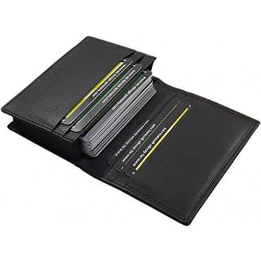 myledershop hochwertiges echt leder kartenbox test. Black Bedroom Furniture Sets. Home Design Ideas