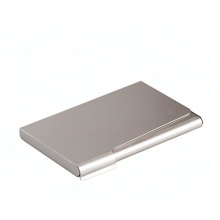 Durable 2415 Business Card Box Silber Bild 1